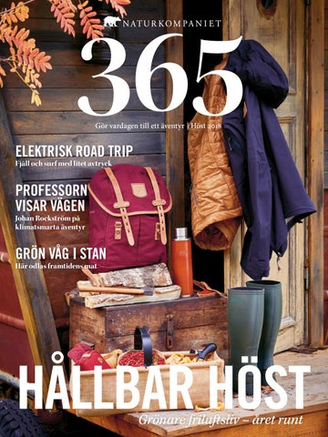 365 1804 by Naturkompaniet AB - issuu 24863bb5343d5