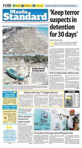 d8da1ac10f54 Manila Standard - 2018 October 2 - Tuesday by Manila Standard - issuu