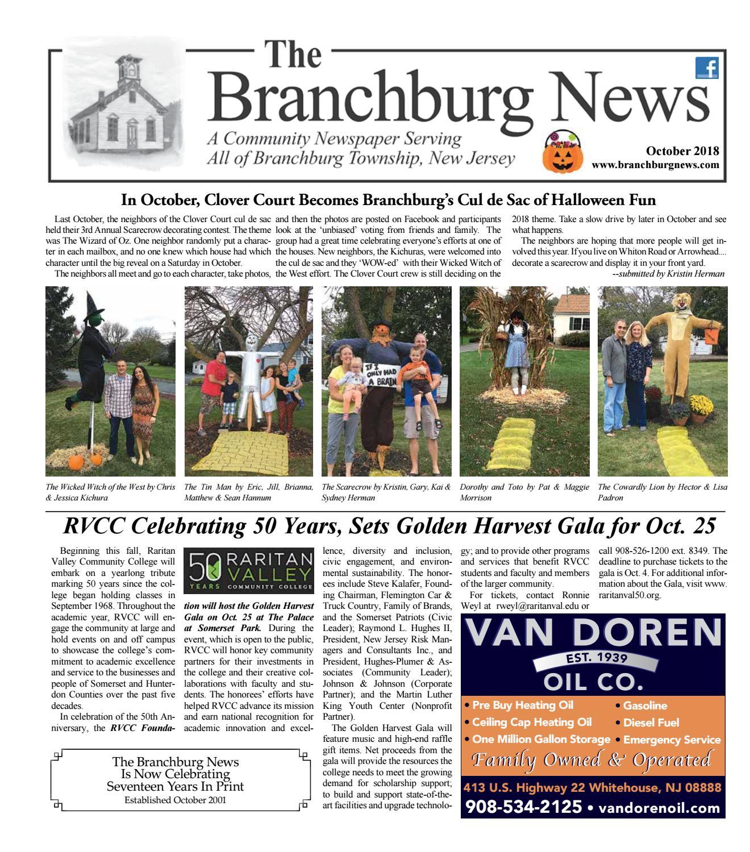 Branchburg News by Town Media - issuu