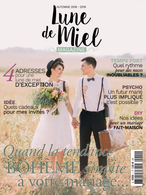 Lune de Miel N°1 - Automne 2018-2019 by Baby   Cie - issuu 48f0251cc33