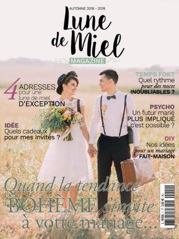 c96e169f9e7 Marions-Nous N°79 - Eté 2018 by LE SITE DU MARIAGE - issuu