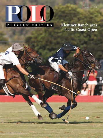 October 2018 Polo Players  Edition by United States Polo Association ... 397cd40ec35cd