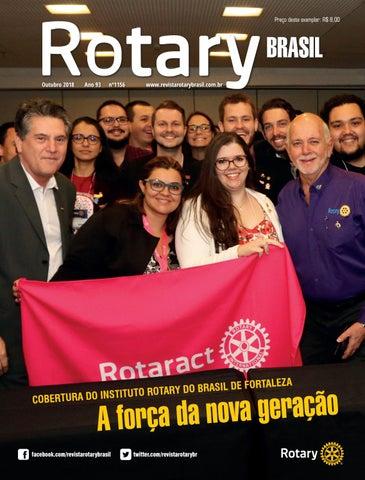 95eb829c0 Rotary Brasil - Outubro de 2018 by Revista Rotary Brasil - issuu