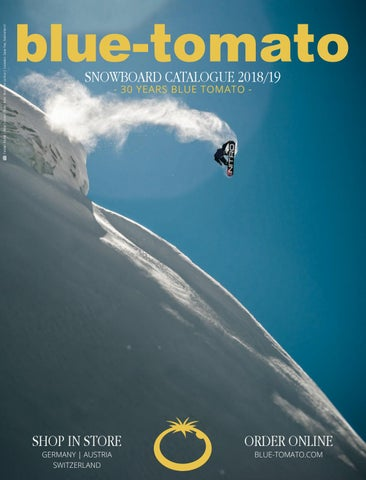 bace7953c47e3 Blue Tomato Snowboard Catalogue 2018 by Blue Tomato - issuu
