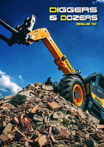 Diggers and Dozers - Issue 10 by Mark Anthony - issuu