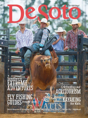 9ae32fe181 DeSoto Magazine October 2018 by DeSoto Magazine