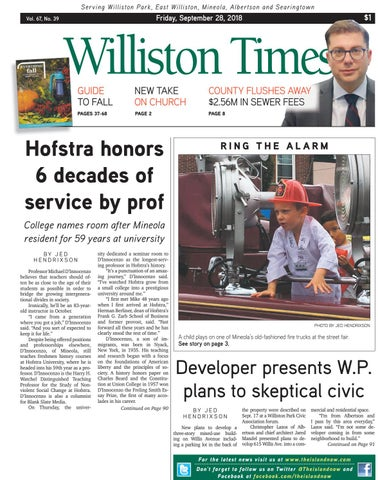 Williston Times 9 28 2018r By The Island Now Issuu