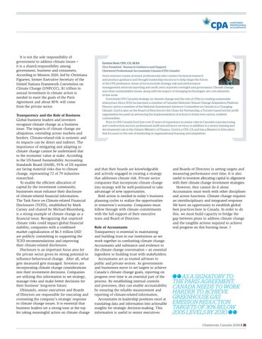 Page 31 of Building trust through climate action