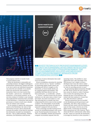 Page 75 of Cybersecurity, success within reach