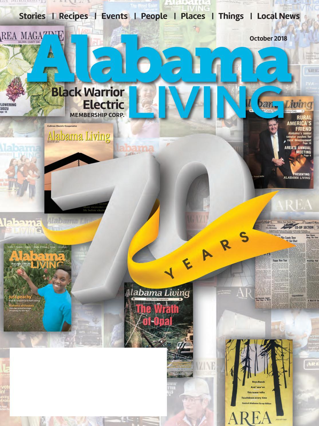 October 2018 Black Warrior by Alabama Living - issuu