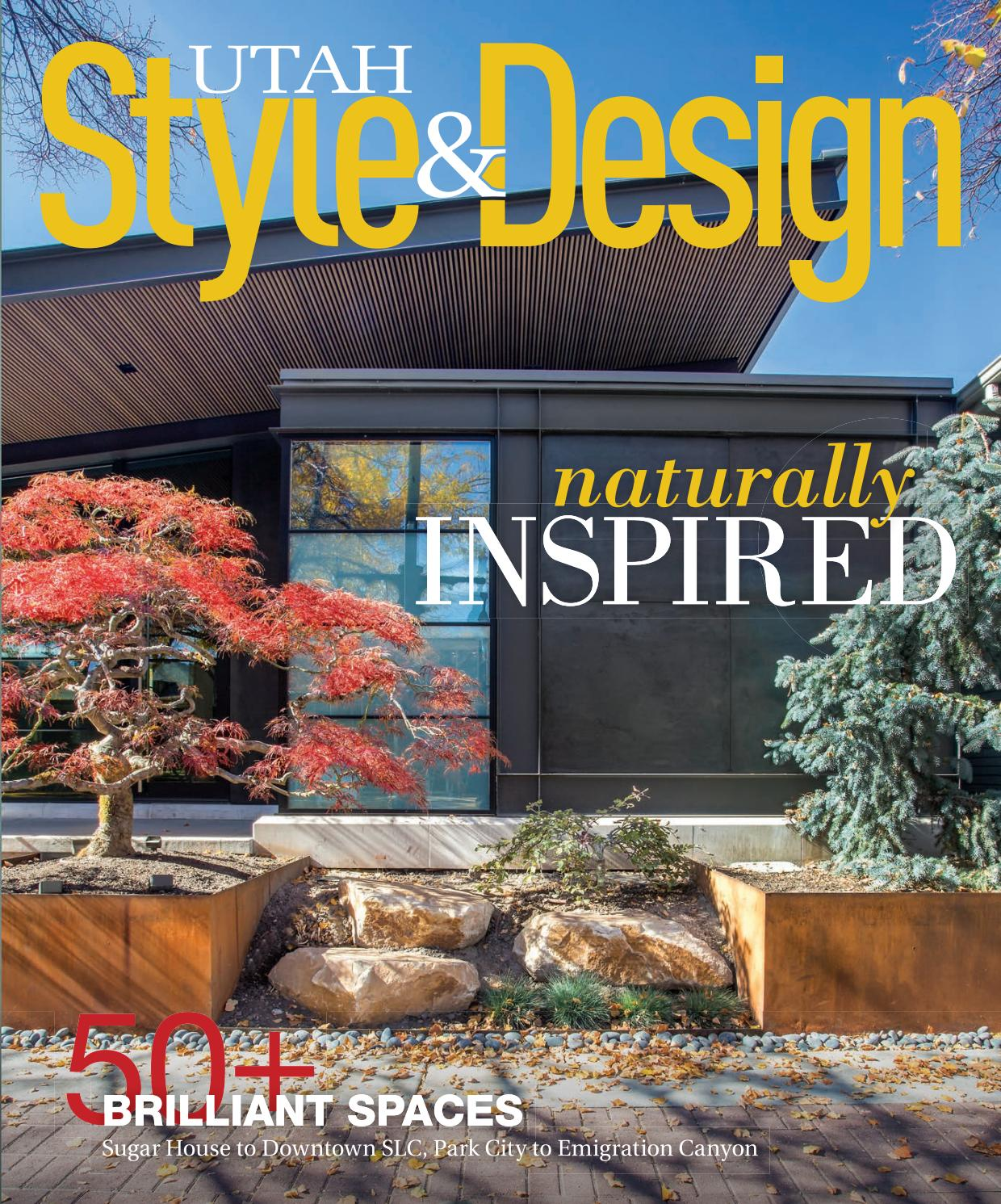 Utah Style Design Fall 18 By Utah Style Design Issuu