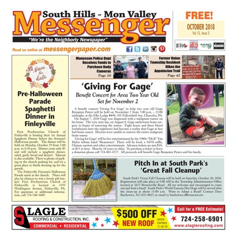 South Hills Mon Valley Messenger October 2018 by South Hills Mon ... d9446351d48fe