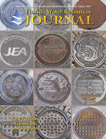 Florida Water Resources Journal - October 2018 by Florida