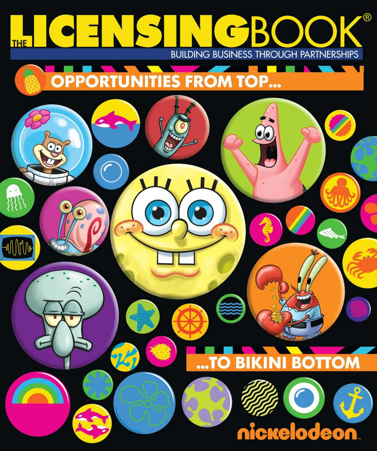 Summer 2013 by The Licensing Book - issuu
