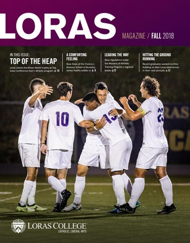Loras Magazine | Fall 2018 by Loras College - issuu