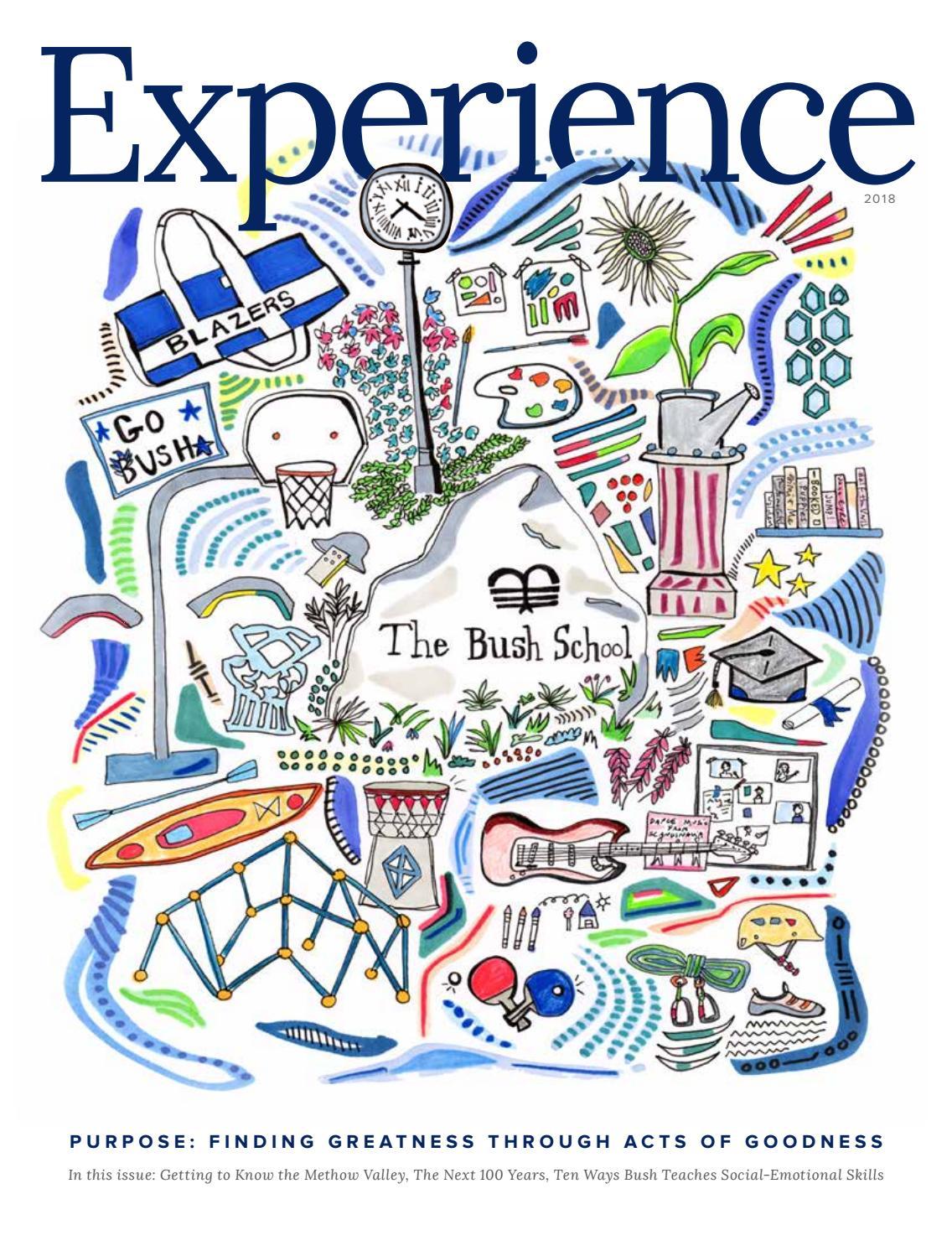 5e1f570e3b72e0 Experience Magazine 2018 by The Bush School - issuu