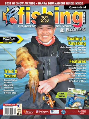 80fe0f4741 Queensland Fishing Monthly September 2018 by Fishing Monthly - issuu