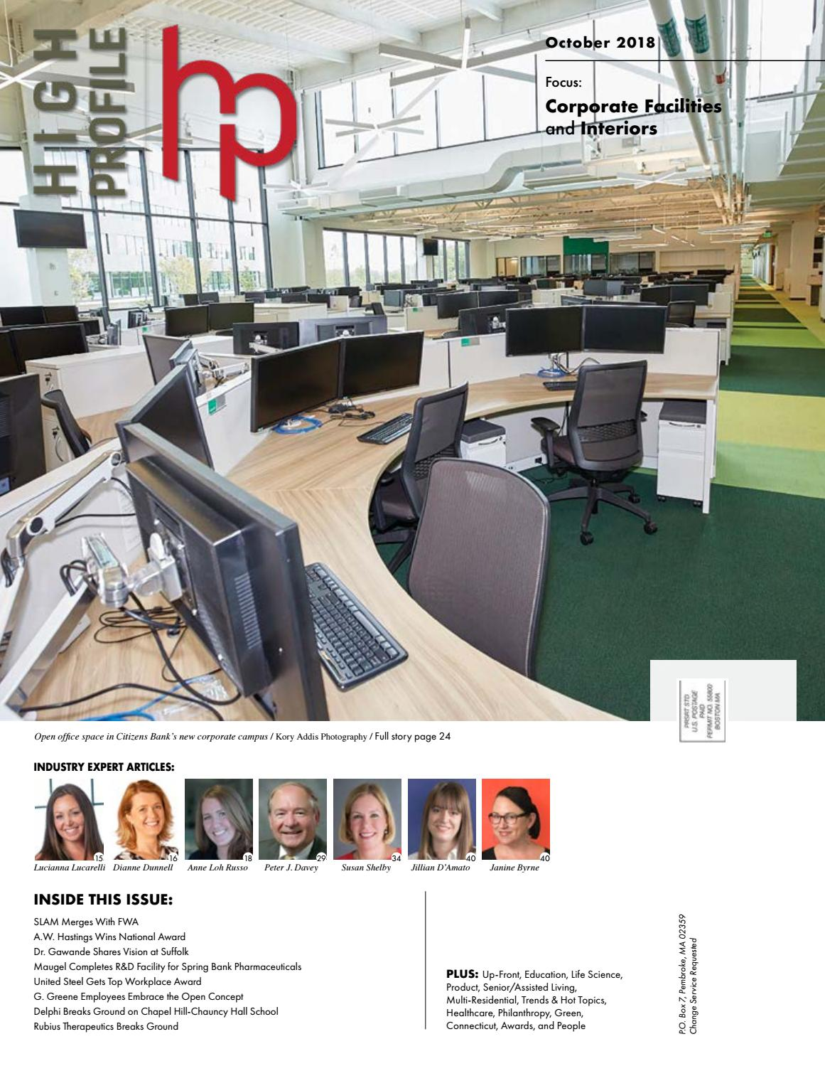 High Profile October 2018 By Issuu Mini Audio Analysts Using 4017