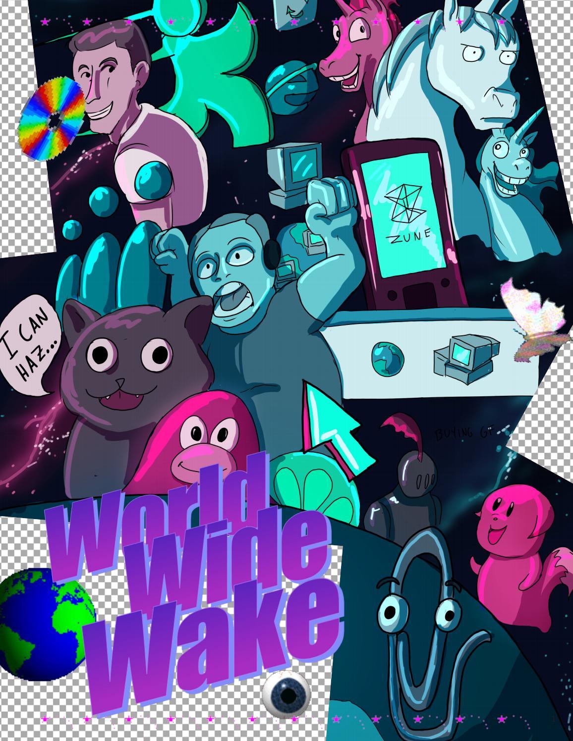 The Wake Issue 12 Spring 2018 by The Wake Magazine - issuu
