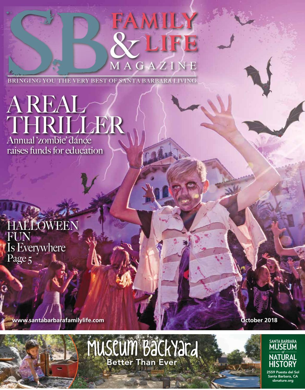 Santa Barbara Family & Life Magazine October 2018 by Santa
