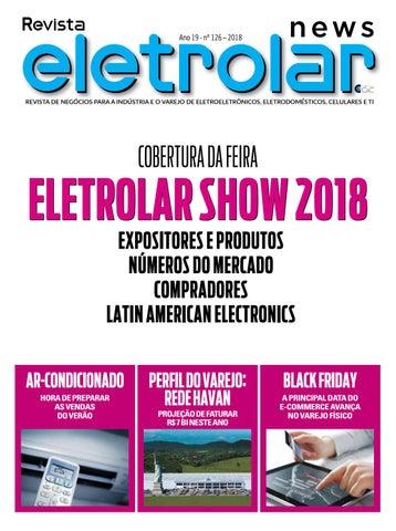7443b7a1ef Revista Eletrolar News - Ed. 126 by Grupo Eletrolar - issuu