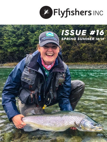 6a337a78695 Flyfishers Inc - Issue  16 by Manic Tackle Project - issuu