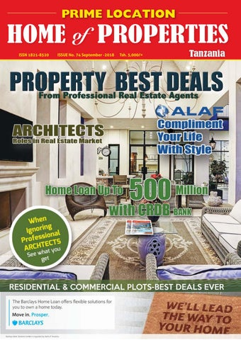 PRIME LOCATION MAGAZINE ISSUE 74 SEPTEMBER 2018 Online by