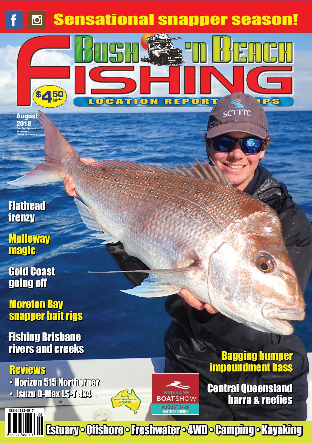 BNB Fishing mag | Aug 2018 by bnbfishing - issuu