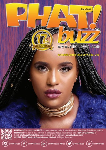 c96216d5531 PHAT!buzz October 2018 Issuu #213 by PHAT! Music & Entertainment ...