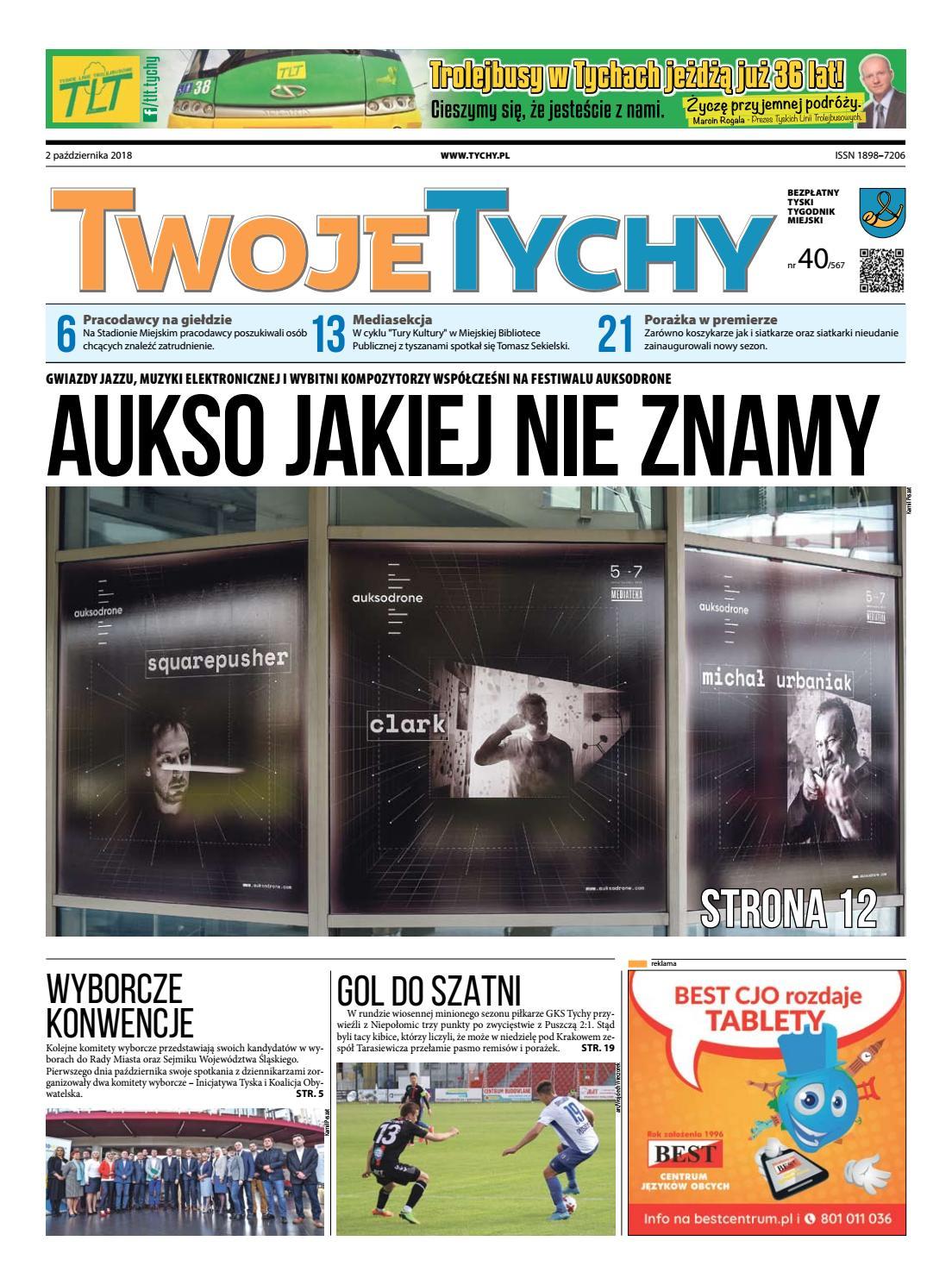 ca0ded1dc Twoje Tychy nr 567 by TwojeTychy - issuu