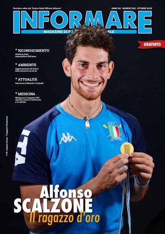 Alfonso Scalzone - Il ragazzo d oro by Magazine Informare - issuu fc067da5344e