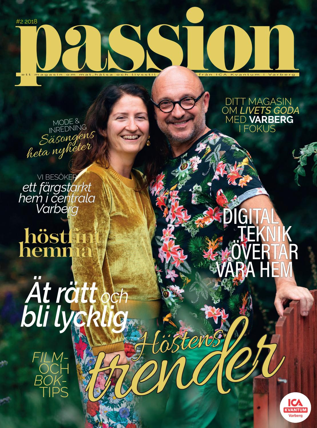 ICA Passion Nr2 2018 by Billes - issuu 79f4ff18dee9d