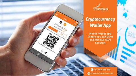 cryptocurrency wallet app development