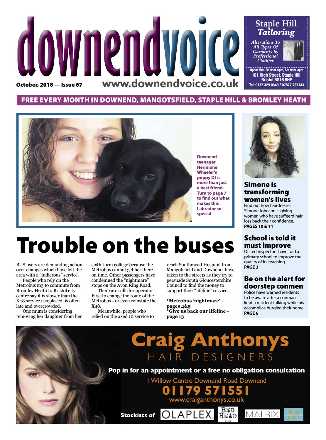 Downend Voice October 2018 By Gary Brindle Issuu Animal Scarer Hobby Circuits And Projects
