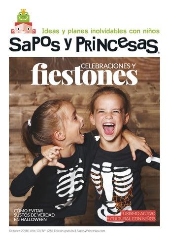 128 Sapos y Princesas Octubre 2018 by SAPOS Y PRINCESAS - issuu 6ae1699dbaf
