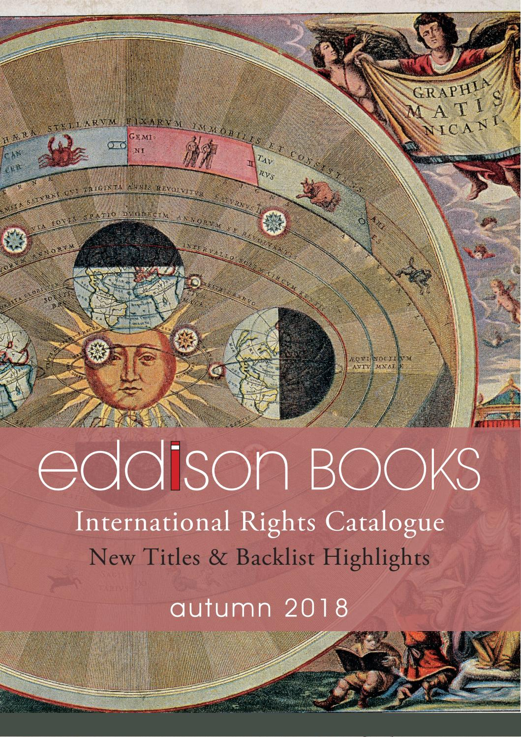 Eddison Books |International Rights Catalogue |Frankfurt