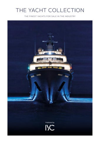 The Yacht Collection By Iyc By Iyc Publications Issuu