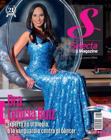 a950718ce9ff Revista Selecta Octubre 2018 by Selecta Magazine - issuu