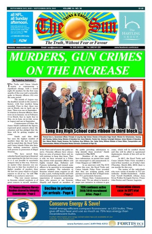 Volume 14 Issue 38 By The Sun Newspaper Issuu