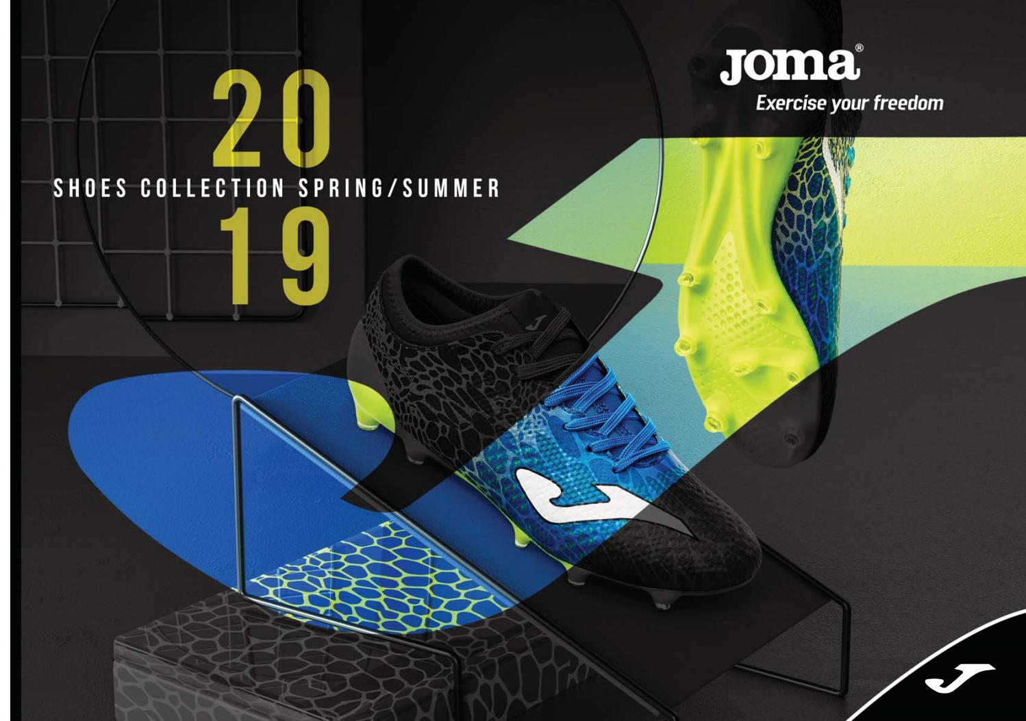 Joma Chaussures Dribling 802 in