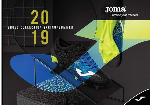 65bb04cfc7d1e Shoes Spring Summer 2019 by JOMA SPORT - issuu
