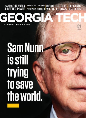 510f8b5a53 Georgia Tech Alumni Magazine Vol. 94 No. 3 Fall 2018 by Georgia Tech ...