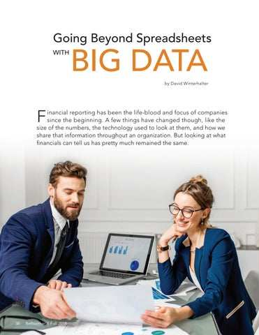 Page 38 of Going Beyond Spreadsheets with Big Data