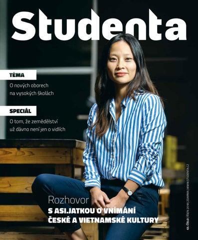 c0231bcd908 Studenta – 63 – Říjen 2018 by Studenta - issuu