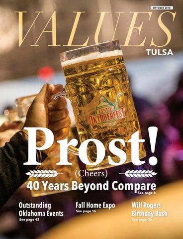 VALUES October 2018 Tulsa by Values, Inc  - issuu