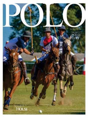 4fe1c9ef9f7 Revista Franca Polo Club by AldoLeite House - issuu