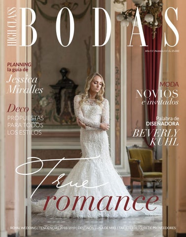 High Class Bodas 2018 by Revista High Class - issuu 43504ed1bcb