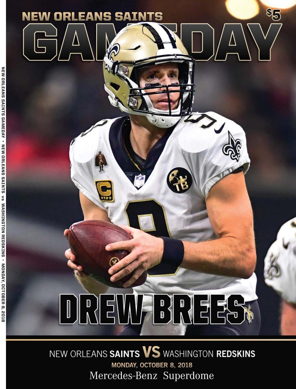 c6520c7d0 New Orleans Saints Gameday