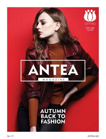 e0a43c77a4 ANTEA MAGAZINE  17 OTOÑO 2018 by QUATRO GLOBAL MEDIA - issuu