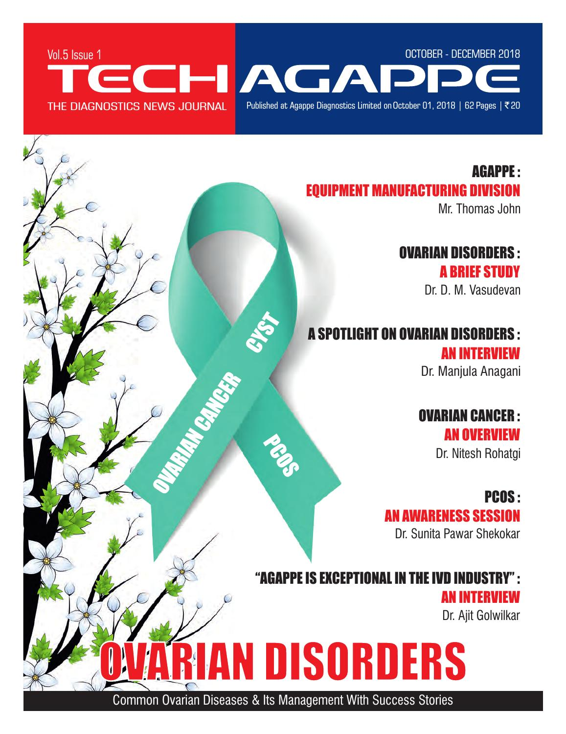 Techagappe 17th Edition October December 2018 E Book By Techagappe Issuu